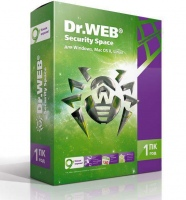 ПО DR.Web Security Space 1ПК 1 год Base Box